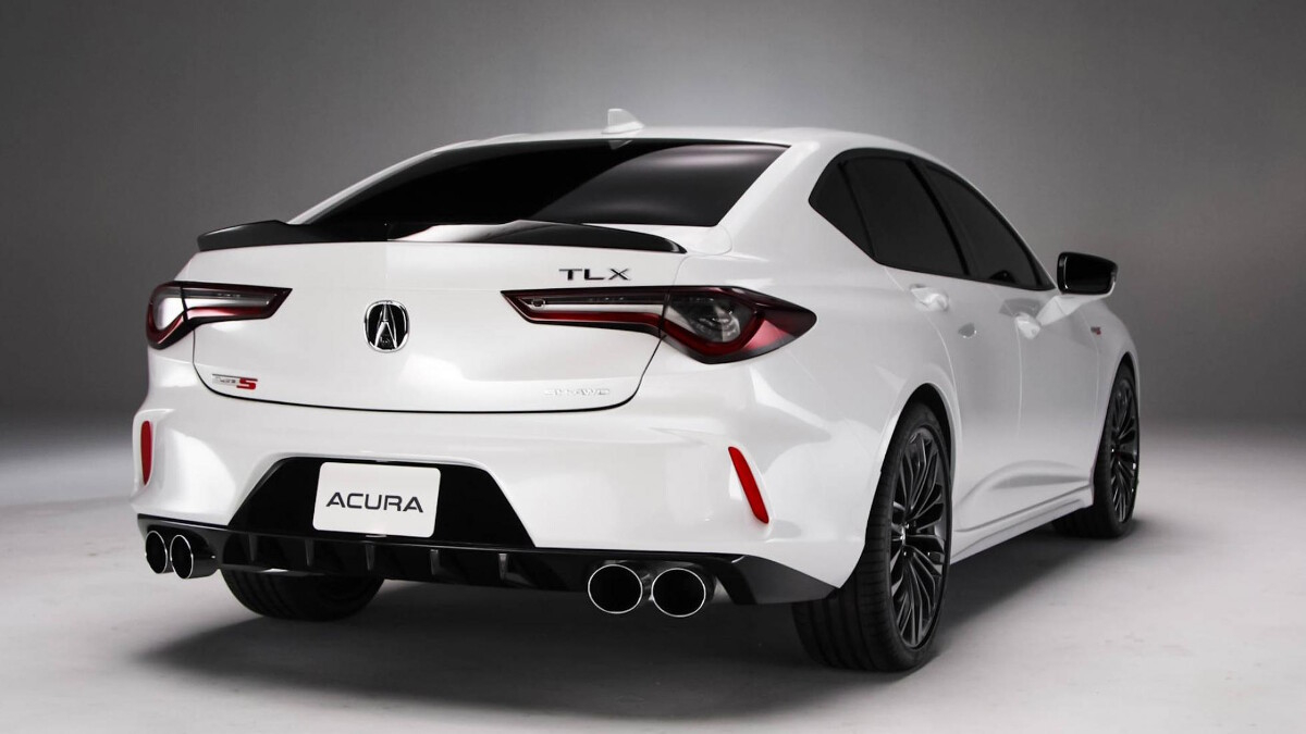 new 2021 acura tlx type s price, manual transmission