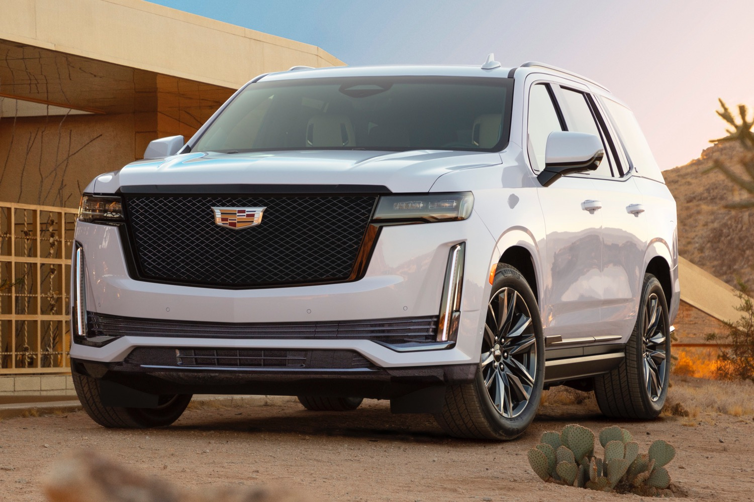 new 2021 cadillac escalade sport limited, towing capacity